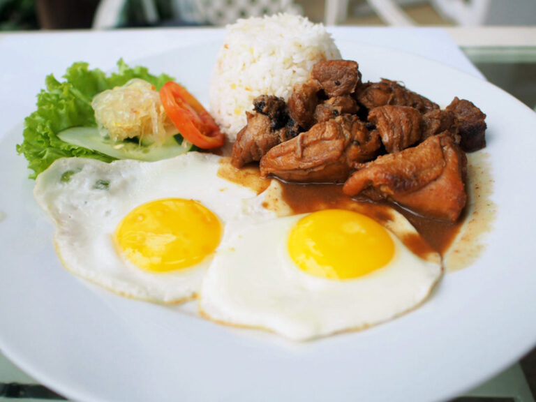 Bag of Beans Chicken and Pork Adobo P240