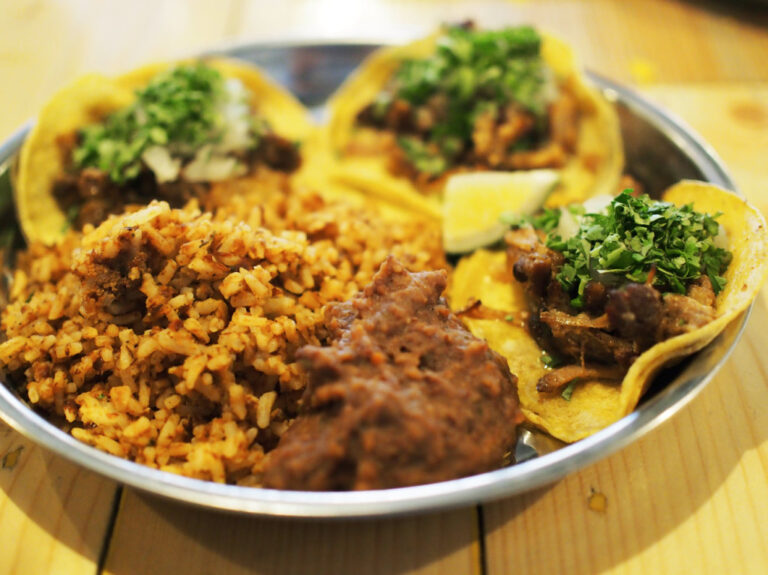 GUISADOS Mexican Rice and Beans