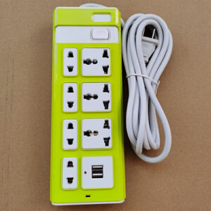 Generic Extension Cord with USB Port