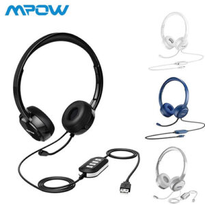 MPOW 071 Headphone with Noise Cancelling Mic